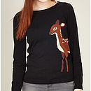 Love The Bambi Sweater