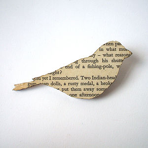 To Kill A Mockingbird Classic Book Brooch - pins & brooches