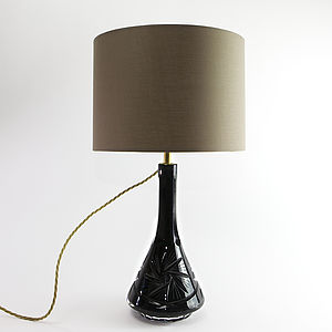 Marlena Decanter Lamp