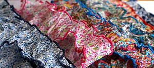 Liberty Print Knickers Or Bra Straps - lingerie accessories
