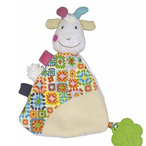 'Hugette The Goat' Comforter - decorative accessories