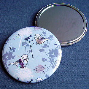 Dandelion Pocket Mirror - beauty accessories