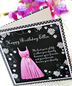 Personalised Friendship Cards - cards for friends
