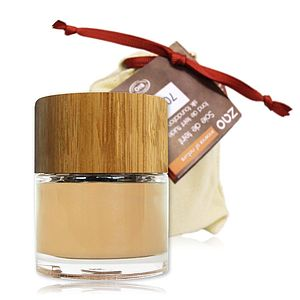 Zao Silk Foundation - make-up