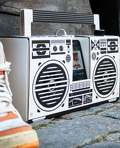 Boom Box Speakers