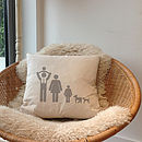 Personalised 'Family Cushion'