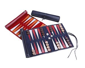 Personalised Travel Backgammon - home