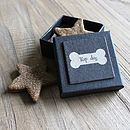 'Top Dog' Christmas Dog Biscuits