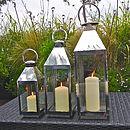 St Mawes Hurricane Garden Lantern