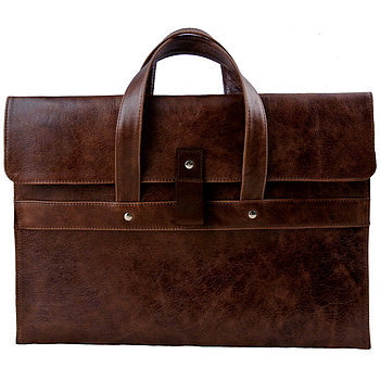 Leather Macbook Pro 15 Inch Carry Case