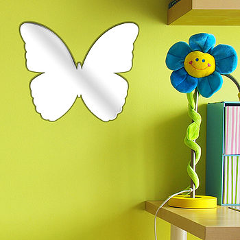 Butterfly Shaped Mirror