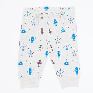 Boys Robot Joggers - baby & child sale