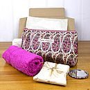 Gift Set With Liberty Cosmetic Bag