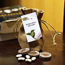 Pack Of Five Message Beanstalk Seeds