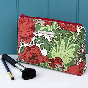 Make Up Bag Clementina Liberty Print - health & beauty sale