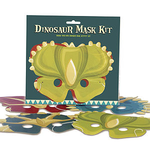 Dinosaur Mask Activity Kit