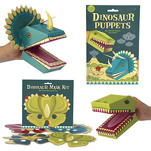 Create And Make Dinosaur Activity Pack