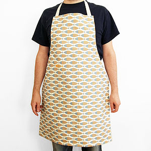 Catch Of The Day Apron - cooking & food preparation