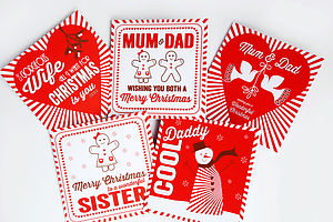 Selection Of Allihopa Christmas Cards - cards & wrap