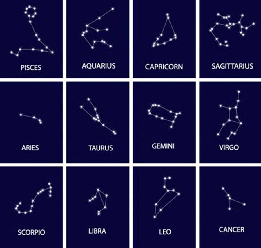 All Constellations Of The Zodiac connectedworldsnotes txt at