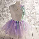 Create Your Own Tutu And Ribbon Wand Kit