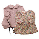 Herringbone Rye Coat, Bonnet And Dress Set