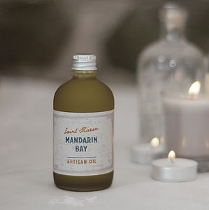 Mandarin And Bay Artisan Oil