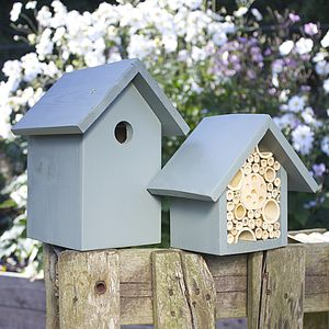 The Birds And The Bees - bird houses