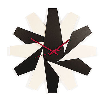 Fanfare Wall Clock