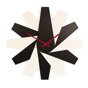 Fanfare Wall Clock - clocks
