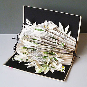 Book Leaves - affordable art