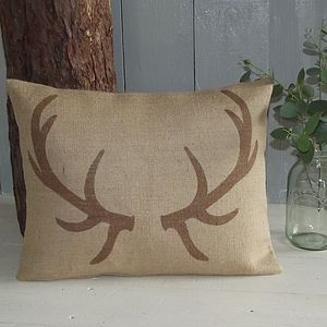 Antler Cushion - cushions