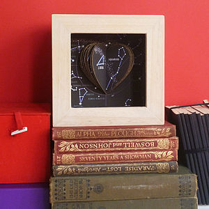 Astrology Heartbook - home accessories