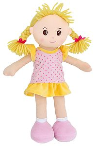Soft Rag Dolls - soft toys & dolls