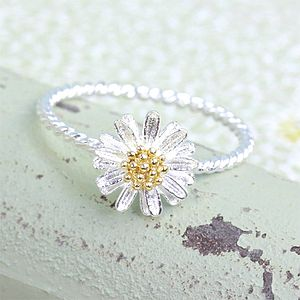 Wildflower Ring - rings