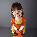 Fox Costume Girls Dress