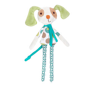 Dog Rattle - baby care