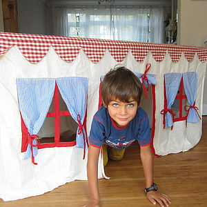 Fabric Play Den - tents, dens & wigwams