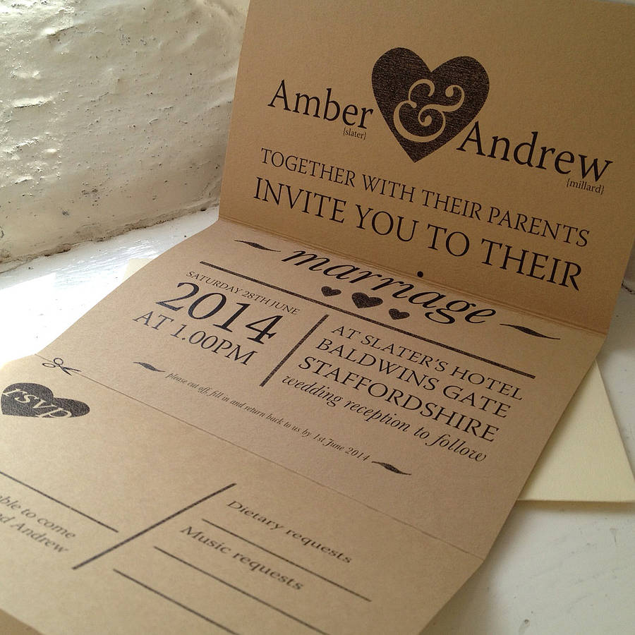 Amber wedding stationery collection by the wild partridge amber wedding stationery collection junglespirit