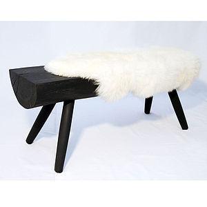 Sheep Bench