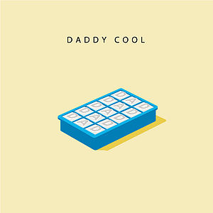 'Daddy Cool' Card - funny cards