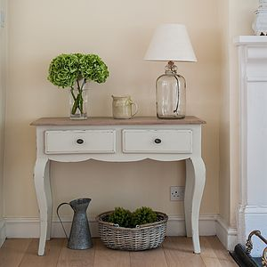Stratton Console Table - dressing tables