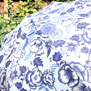 Liberty Print Umbrella - parasols & umbrellas