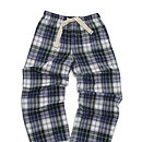 Soft Brushed Check Lounge Pants Older Boys