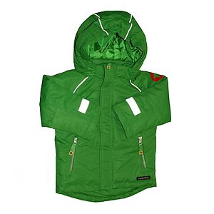 Waterproof Padded Winter Jacket - clothing