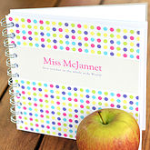 Personalised Teacher Notebook - gifts