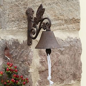 Butterfly Door Bell - art & decorations