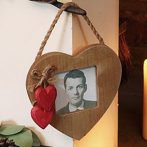 Amore Hanging Photo Frame - decorative accessories