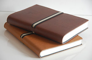 Retro Leather Journal