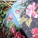 Antique Rose Umbrella